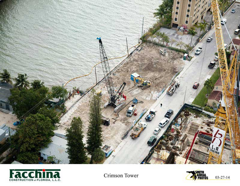 Rock Power Paving Crimson Tower