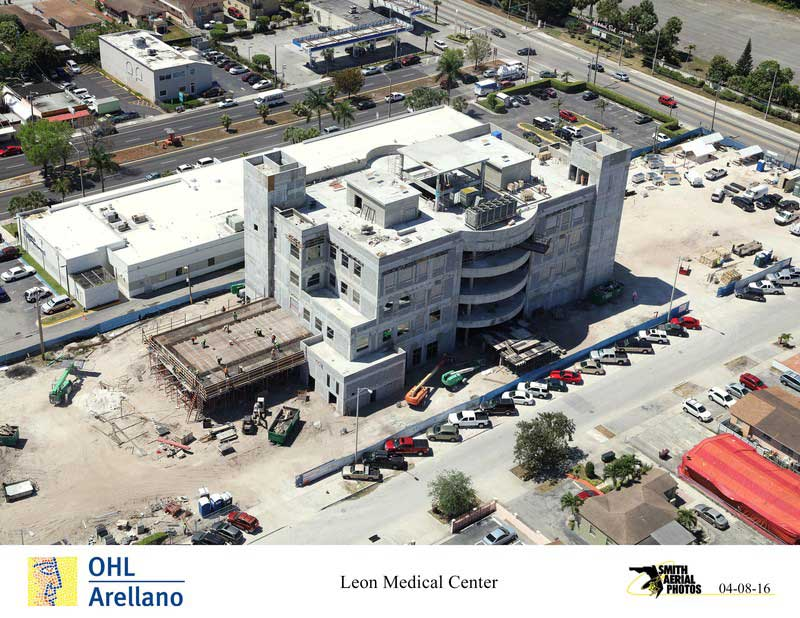 Rock Power Paving Leon Medical Center East Hialeah