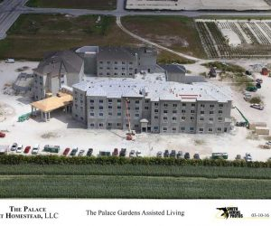 THE PALACE GARDENS ASSISTED LIVING HOME STEAD